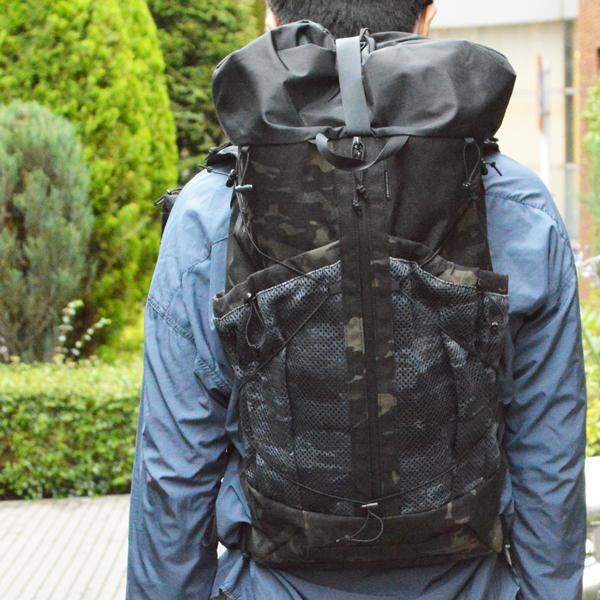 【限定予約商品 2021年11月お届け予定】SAYAMA works(サヤマワークス) / ファースト バックパック ソルジャー 【Fast Back Pack Soldier】 <2 color>