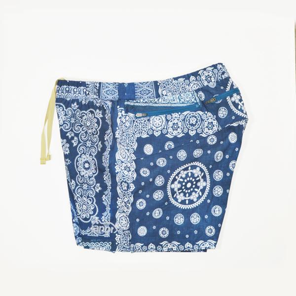 ranor(ラナー)/ バンダナ ベリーショート ショーツ 3.5inch 【Bandana Very Short Shorts 3.5inch】<2 color>