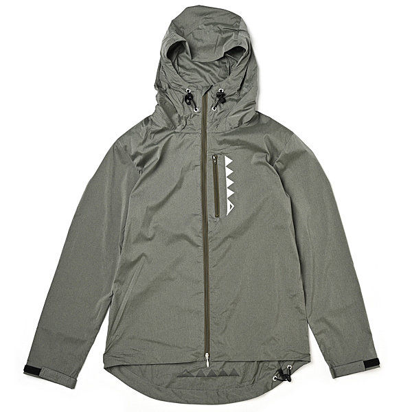 Mountain Martial Arts (マウンテンマーシャルアーツ) / MMA パッカブル ストレッチウインドシェル 【 MMA Packable Stretch Wind Shell 】<Olive>