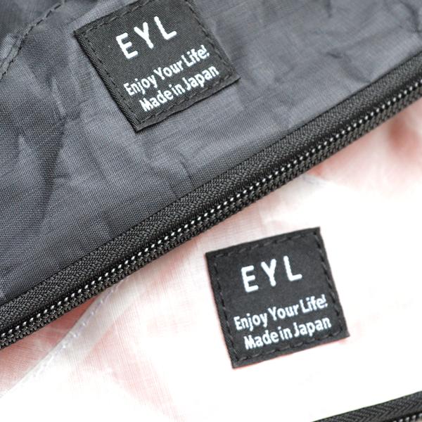 EYL(イーワイエル) / ミディアムポーチ DCF®ハイブリッド 【Medium Pouch DCF®Hybrid 】<2 color>