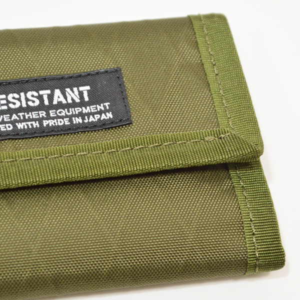 RESISTANT (レジスタント) / スマートウォレット 【Smart Wallet】<3 color>