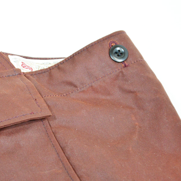BROWN by 2-tacs (ブラウンバイツータックス) / シードイット オイルドクロス 【SEED IT OILED CLOTH 】<2 color>