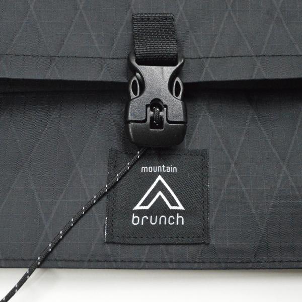 MOUNTAIN BRUNCH(マウンテン ブランチ)/ バリエーション サコッシュ 【 Variation Sacoche 】 <White>