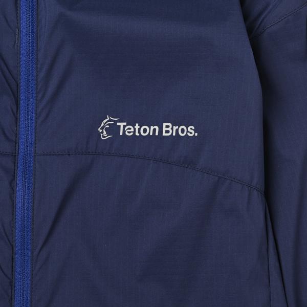 Teton Bros.(ティートンブロス) / WS ウインドリバー フーディー【WS Wind river hoody】<Navy>