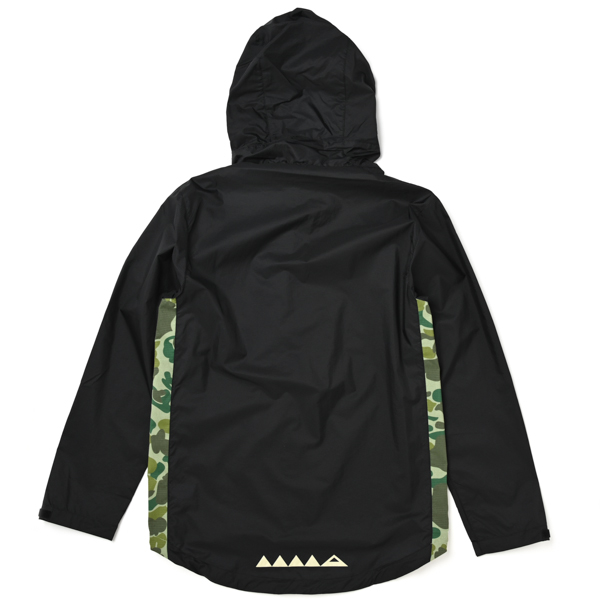 Mountain Martial Arts (マウンテンマーシャルアーツ) / MMA パッカブル ランジャケット 【 MMA Packable Packable Run Jakcet 】<Black>