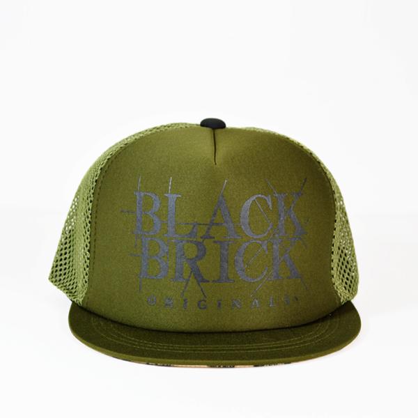 Hungerknock Originals(ハンガーノックオリジナルス) / ブラックブリック スペシャルオーダー ツバタン Cap Ver,2 【BLACK BRICK Special Order Tsuba-tan Cap Ver,2】<4 color>