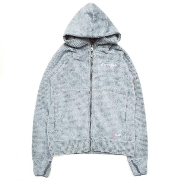 Teton Bros.(ティートンブロス) / ウールエア フーディー 【Wool Air Hoody】<Gray>