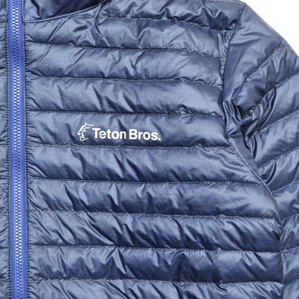 Teton Bros.(ティートンブロス) / WS ハイブリッド インナーダウンフーディー【WS Hybrid Inner Down Hoody】<3 color>