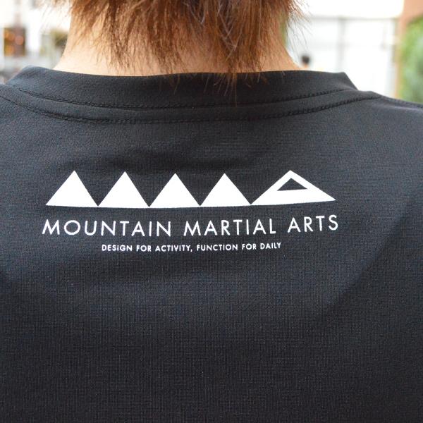 MOUNTAIN MARTIAL ARTS (マウンテンマーシャルアーツ) / ラン トレイルラン ハイク Tee 【RUN TRAILRUN HIKE Tee】<2 color>
