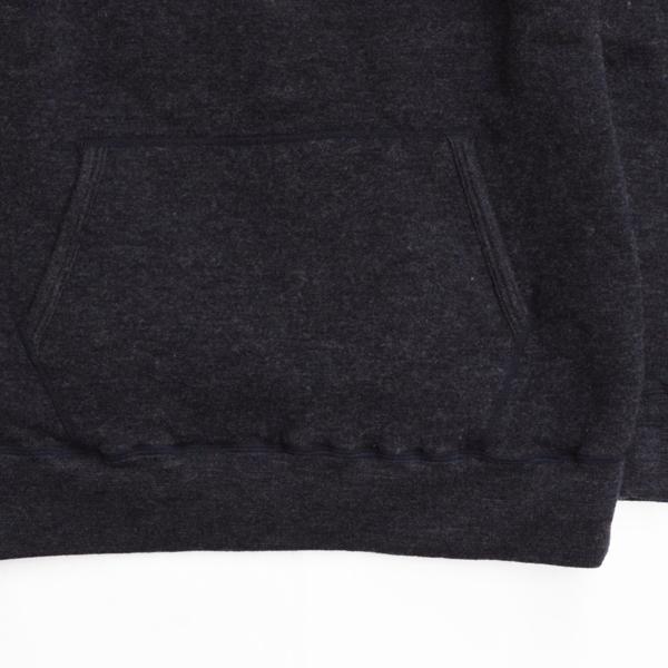 Yetina (イエティナ) / プルオーバーフーディー クラシック 【pullover hoodie classic】<Iron Navy>