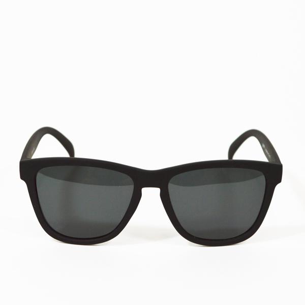 goodr(グダー) / ランニングサングラス OGs 【Running Sunglasses OGs】<Black x Black>