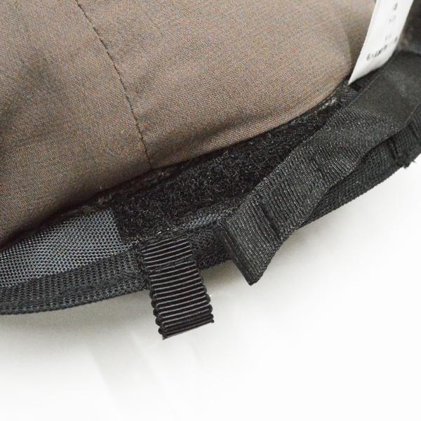Nruc(ヌルク) / (S)そこそこ(T)尖った ウールのキャップ 【ST Wool Cap】<2 color>