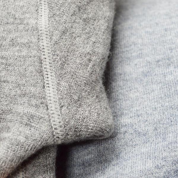 プルオーバーフーディ— 【Pullover Hoodie】<Fog Blue> / Yetina (イエティナ)