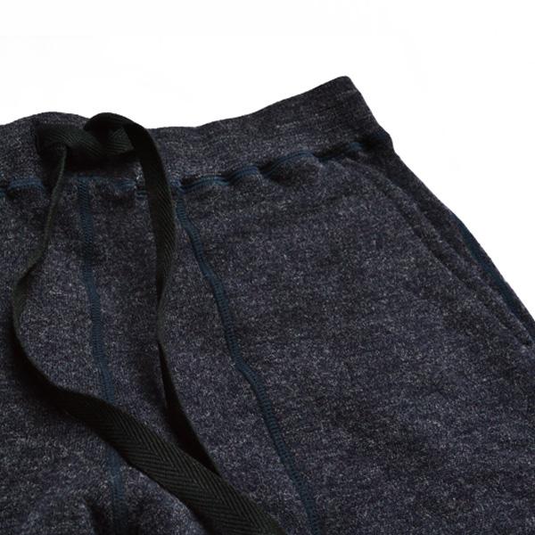 Yetina (イエティナ) / スウェットパンツ 【Sweat Pants】<Iron Navy>