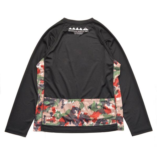 Mountain Martial Arts (マウンテンマーシャルアーツ) / MMA アルペンカモ バックポケット ロングスリーブTee 【MMA Alpen Camo Back Pocket Long Sleeve Tee 】<2 color>