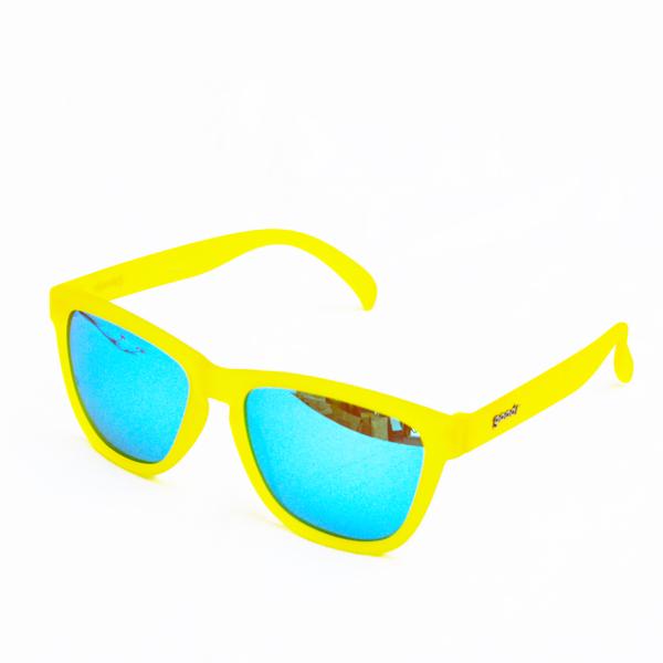 goodr(グダー) / ランニングサングラス OGs 【Running Sunglasses OGs】<Yellow x Blue>
