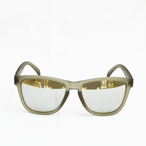 goodr(グダー) / ランニングサングラス OGs 【Running Sunglasses OGs】<Gray x Silver>