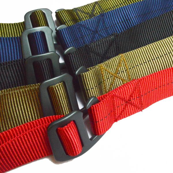 ウェブドベルト 【Webbed Belt】<5 colors> / swrve (スワーブ)