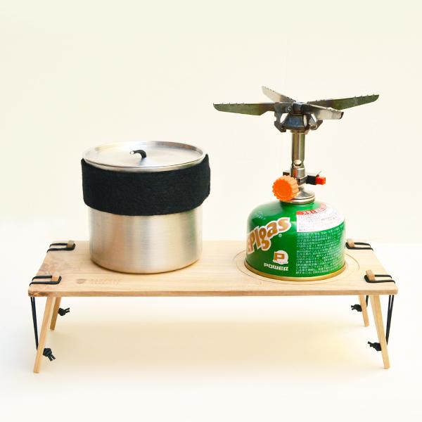 SANZOKU PRODUCTS(サンゾクプロダクツ) / 山賊テーブル 【SANZOKU TABLE】<山桜>