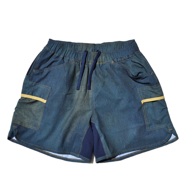 Mountain Martial Arts (マウンテンマーシャルアーツ) / MMA 7ポケット ランパンツ Shorty 【MMA 7pocket Run Pants Shorty】<2 color>