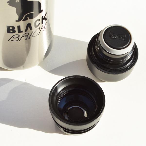RIVERS(リバーズ) / 「ブラックブリック」 バキューム フラスクステム  【「BLACK BRICK」 Vacuum Flask Stem】<3 color>