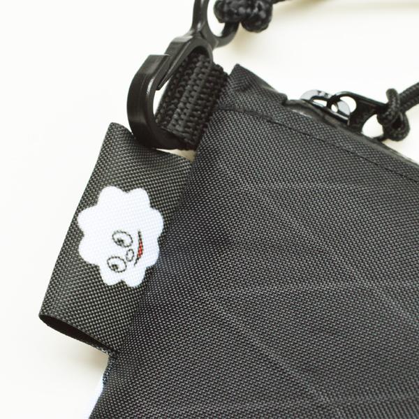 moja (モジャ) / モジャバッグ BB ver 【moja bag BB ver】<Black x White>