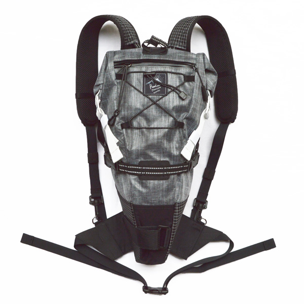 RawLow Mountain Works (ロウロウ マウンテンワークス) / バイクンハイクバッグ X-Pac VX21 【Bike'n Hike Bag X-Pac VX-21】<Coyote>