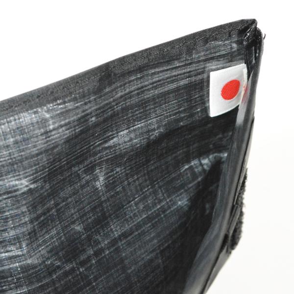 SAYAMA works Ω(サヤマワークス オメガ) / ミニマリスト ウォレット DCF®Hybrid 【 MINIMALIST WALLET DCF®Hybrid】<Black>