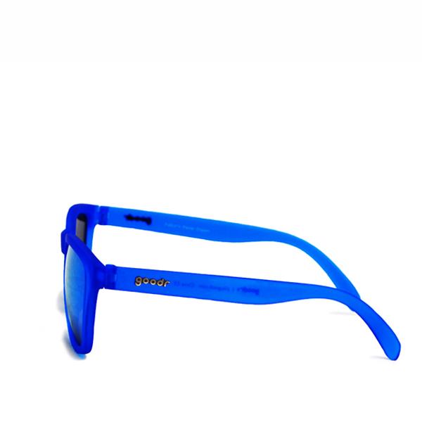 goodr(グダー) / ランニングサングラス OGs 【Running Sunglasses OGs】<Blue x Blue>
