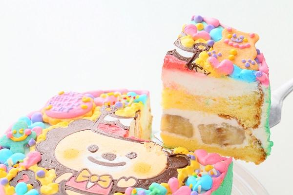 キャラクターケーキ 6号