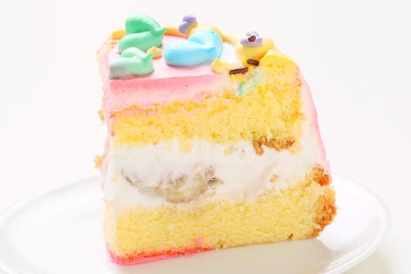 ナンバーケーキ 4号