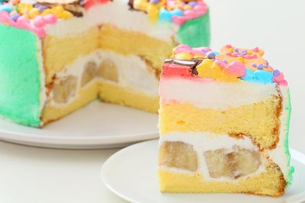 キャラクターケーキ 4号