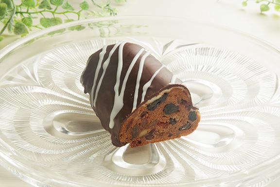チョコレートシュトーレン