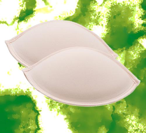 プッシュアップパッド バストを下辺から持ち上げボリュームを出す<1カップ前後ボリュームアップ>(BRUDALBEAUTÉ)