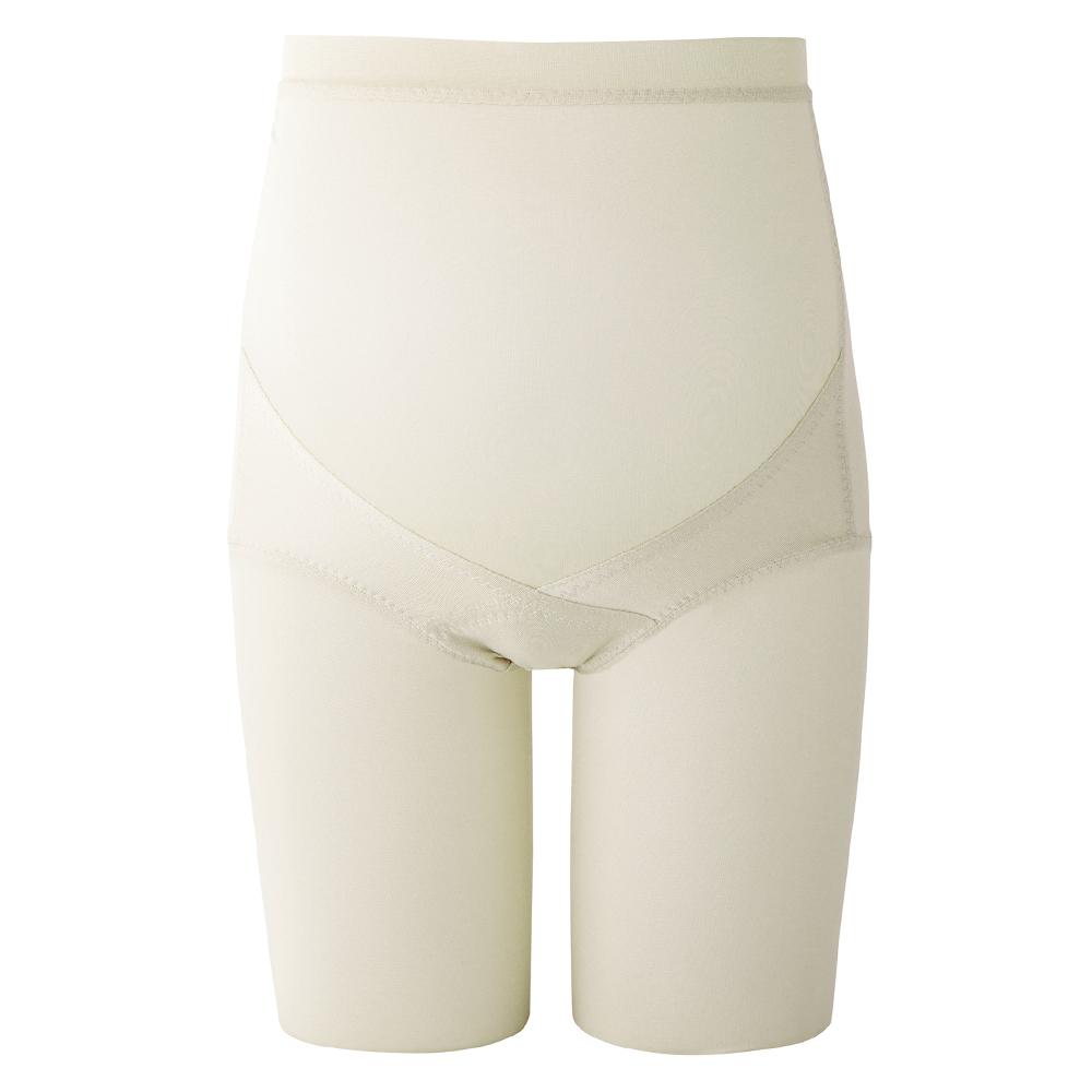 マタニティロングガードル 挙式前後にも活用できる腹部を支える特殊設計。マタニティの花嫁様専用ガードル(SQRELBEAUTÉ)