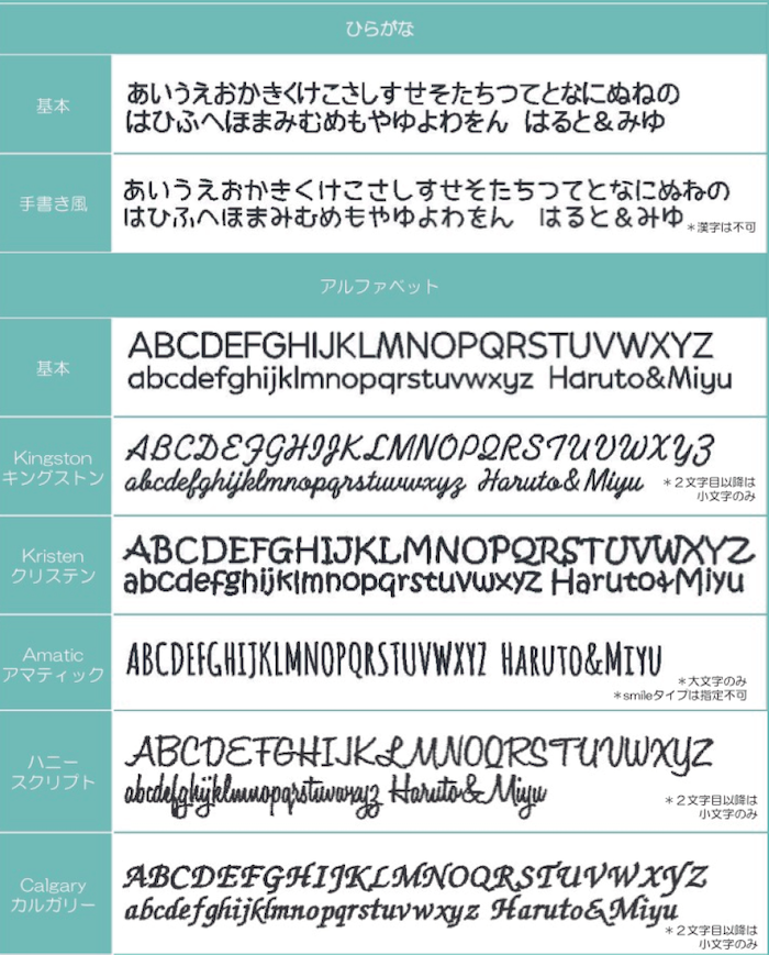 【kodomo atelier】レインボー名入れキーホルダー