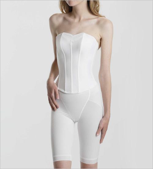 ラグジュアリービスチェ ふくよかなお胸を滑らかに補正しドレスに合うバストシルエットにシェイプ