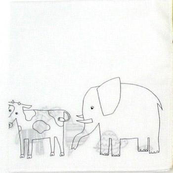 【送料無料】 動物しりとり ブルーミーズ ウィークリーパック 7501