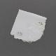 ベトナム手刺繍ハンカチ 7201 ホワイト