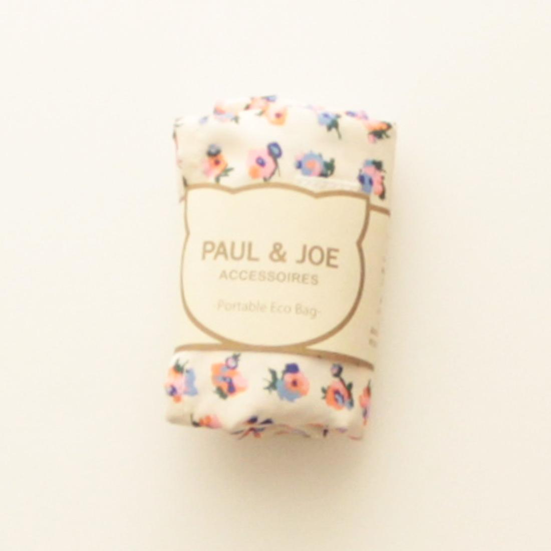 ポール&ジョー アクセソワ エコバッグ/マイバッグ 1211  アイボリー 【PAUL&JOE】