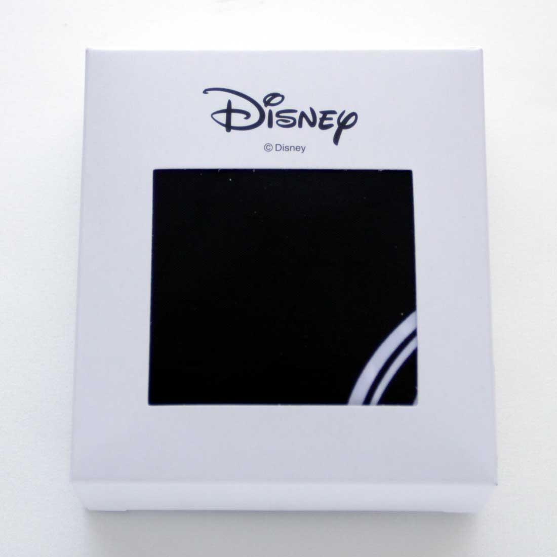 ディズニー 撥水加工 リユーザブルバッグ リプリーブシリーズ<BR> エコバッグ/マイバッグ(パッケージ入り) 0202 ブラック