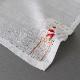 ポワンポワン ベトナム手刺繍 ハンカチ  クリスマス サンタ 8702  ホワイト