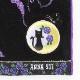 劇場版「美少女戦士セーラームーンEternal」 × ANNA SUI タオルハンカチ 0701 ブラック 【アナスイ ANNA SUI】