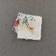 【送料無料】ベトナム手刺繍ハンカチ 絵本シリーズ オズの魔法使い 7509 ホワイト