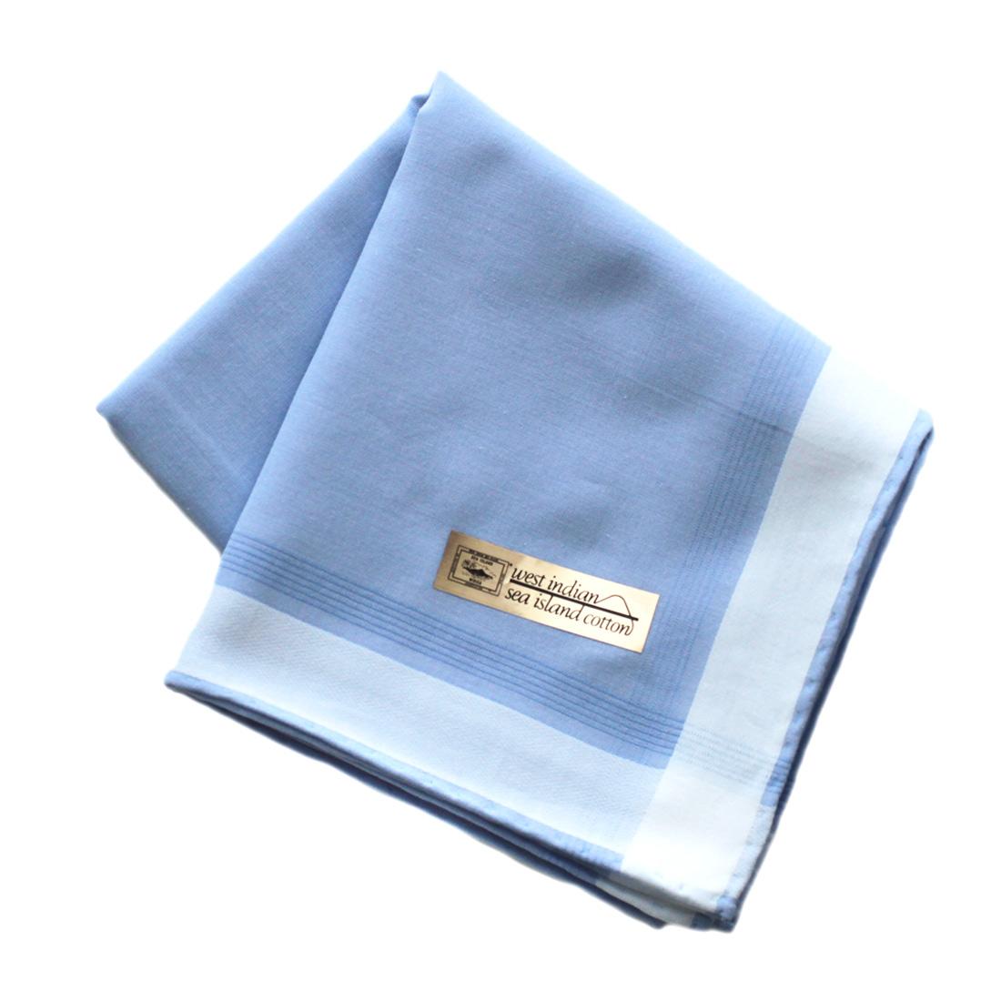 【送料無料】シーアイランドコットン 5251 ブルー