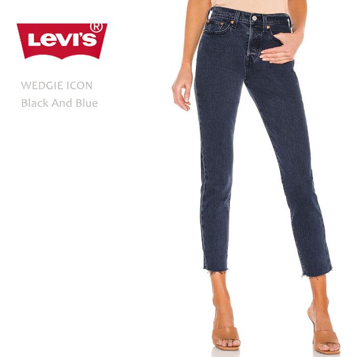 Levi's Premium (リーバイスプレミアム)WEDGIE ICON Black And Blue