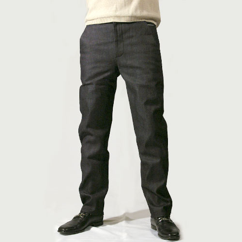 Rogan(ローガン) Alcor Trouser Shorter Tapered Leg Selvage Indigo