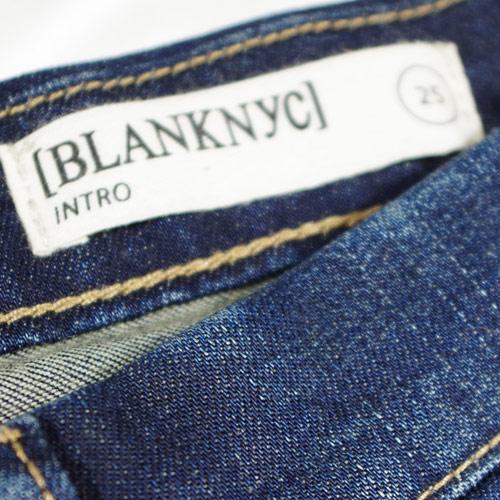 BLANK NYC(ブランクニューヨークシティー) INTRO Pipe Dreams スキニーデニム
