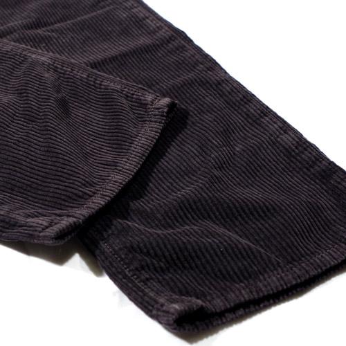 Current Elliott(カレントエリオット) THE ORIGINAL STRAIGHT Washed Black ストレートパンツ