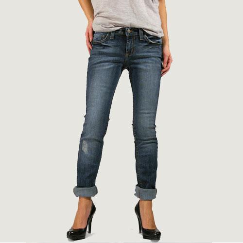 JET(ジェット) Vintage Slim Leg ストレートデニム